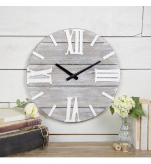 |WD. WALL CLOCK|