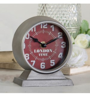 "MTL. TABLE CLOCK ""LONDON"""