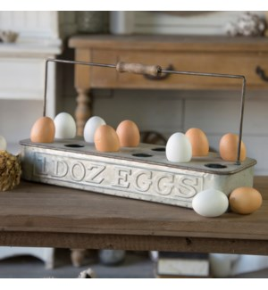 |MTL. EGG TRAY|