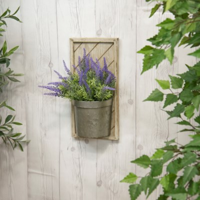 WD. WALL PLANTER (1/cs) (Available Jan 2019)