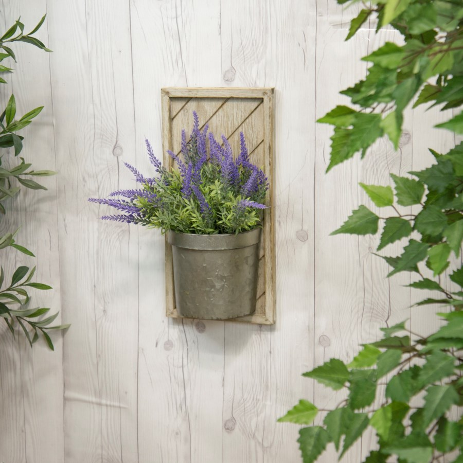 |WD. WALL PLANTER|