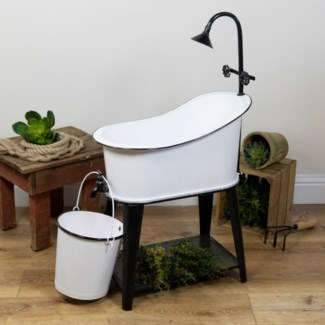 MTL. TUB WATER FEATURE (1/cs)