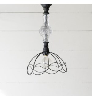 MTL. PENDANT LIGHT