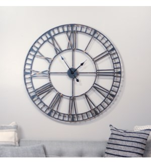 MTL. FRAMED CLOCK