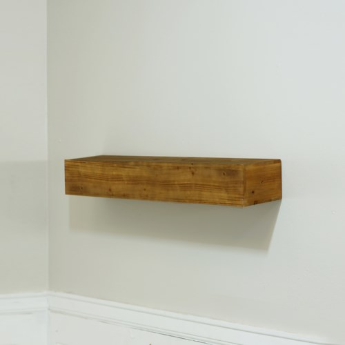 WD. FLOATING SHELF