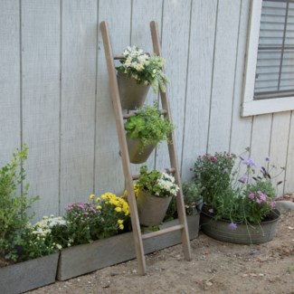 LADDER PLANTER (1/cs)