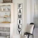 " MTL. WORDS ""FAMILY"" (4/cs) "