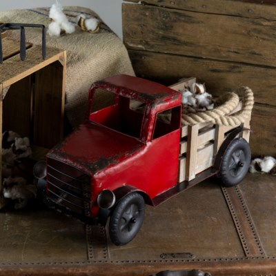 MTL./WD. TRUCK (1/cs) (Available March  2019)
