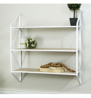 MTL. WALL SHELF