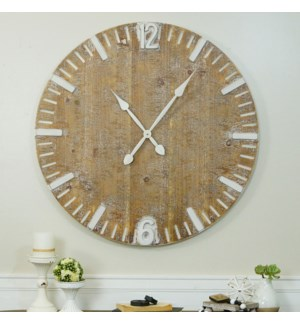WD. WALL CLOCK 32""