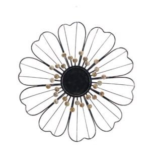 MTL. FLOWER WALL ART