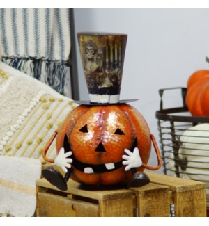 |MTL. PUMPKIN DECOR|