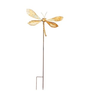 """MTL. 40"""" DRAGONFLY STAKE"""
