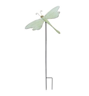 """MTL. 43.25"""" BUTTERFLY  STAKE"""