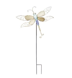 """MTL. 40.25"""" DRAGONFLY  STAKE"""