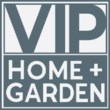 VIP Home and Garden logo