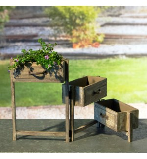 |WD. PLANTER STAND|