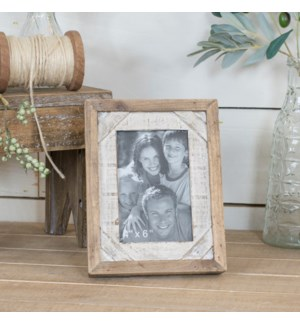 |WD. PICTURE FRAME 4X6|