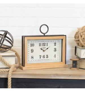 |WD. TABLE CLOCK|