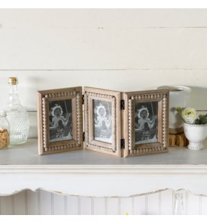 |WD. PHOTO FRAME TRIPLE|