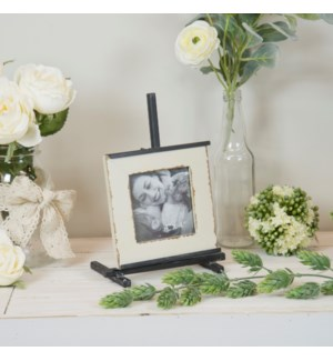 |WD. PHOTO FRAME W/ STAND 4X4|