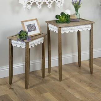 WD. TABLES SET/2 (1/cs)