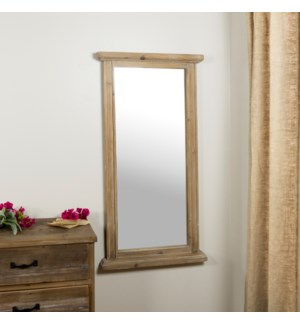 |WD. FRAMED MIRROR|