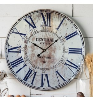 |MTL. WALL CLOCK|