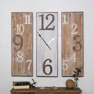 WD. WALL CLOCK (1/cs)
