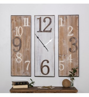 WD. WALL CLOCK