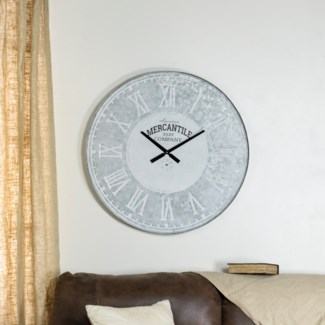 WALL CLOCK (1/cs)
