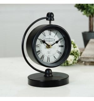 MTL. TABLE CLOCK