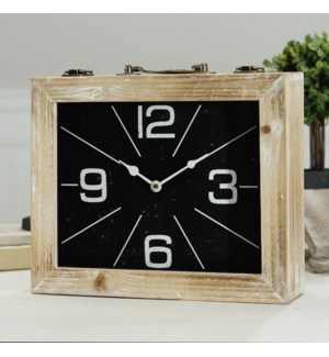 WD. TABLE CLOCK