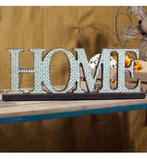 |WD. HOME WORD ART|