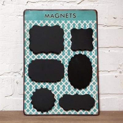 |MTL. MAGNET SHAPES (16/cs)|