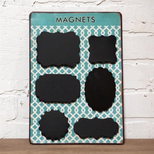 |MTL. MAGNET SHAPES|