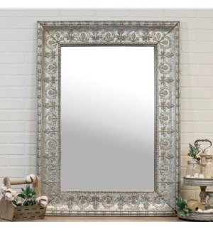 |MTL. GALVANIZED MIRROR|