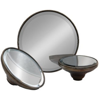 |MTL. MIRRORS SET/3 (4/cs)|