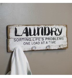 "|WD. SIGN ""LAUNDRY""