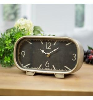 |MTL. TABLE CLOCK|