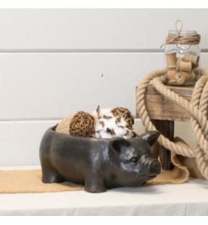 |RESIN PIG HOLDER|