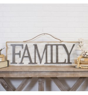 "|WD. WORD ART ""FAMILY""