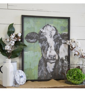 |WD. COW SIGN GREEN|