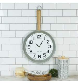 |MTL. PAN CLOCK|