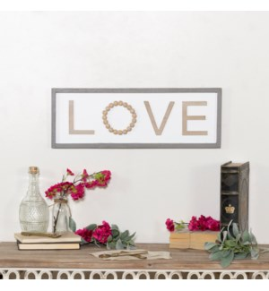"|WD. SIGN ""LOVE""