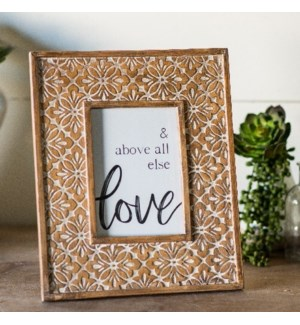 |WD. PHOTO FRAME 4x6|