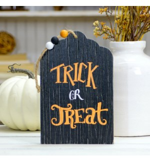 """WD. SIGN """"TRICK"""""""