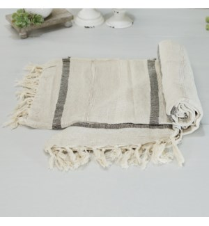 COTTON THROW