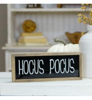 """WD. SIGN """"HOCUS POCUS"""""""