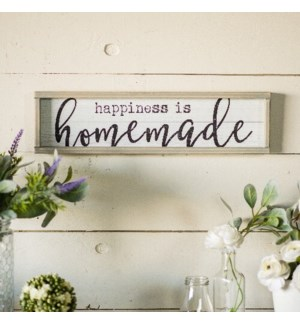 "|WD. SIGN ""HOMEMADE""